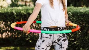 Is a Weighted Hula Hoop Good Exercise?