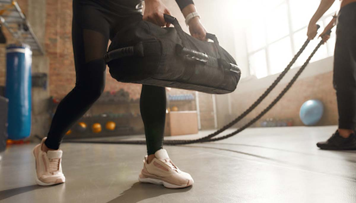 Sand Bags Workout for Beginners